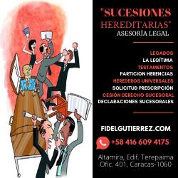 Abogados Derecho Sucesoral Venezuela Declaraciones Sucesorales Seniat