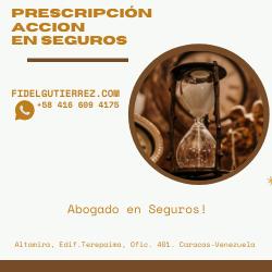 prescripcion accion en contrato seguros