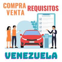 requisitos compra venta vehículo venezuela