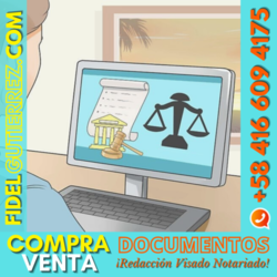 redaccion visado de documentos de compra venta por abogado